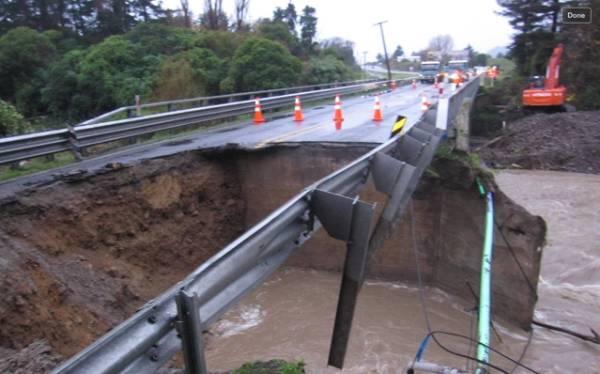 Waikawa Bridge.