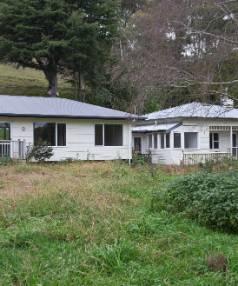 An empty Housing New Zealand house in Wakapuaka.