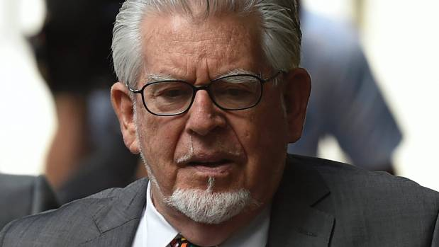 Former entertainer Rolf Harris reported to have been admitted to hospital after 'gorging' on chocolate.