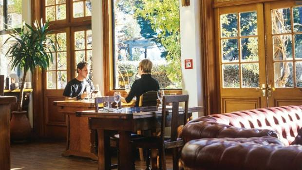 Pegasus Bay, Canterbury: Best Winery Restaurant winner in the Cuisine Good Food Awards
