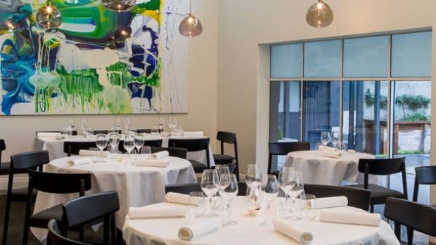 The French Café, Auckland: Winner of the Best Wine Experience award in the Cuisine Good Food Awards.