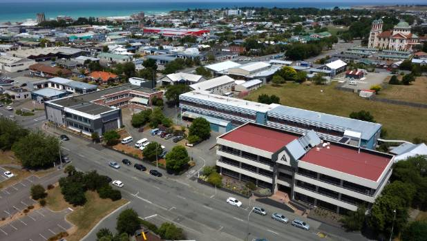 Aoraki Polytechnic merged with Christchurch's CPIT at the end of 2015.
