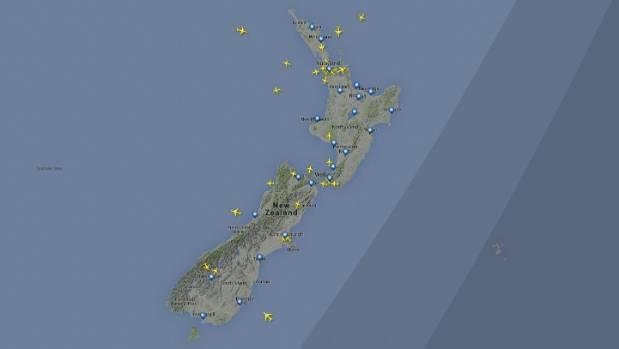 Flight delays after radar fault grounded flights nationwide