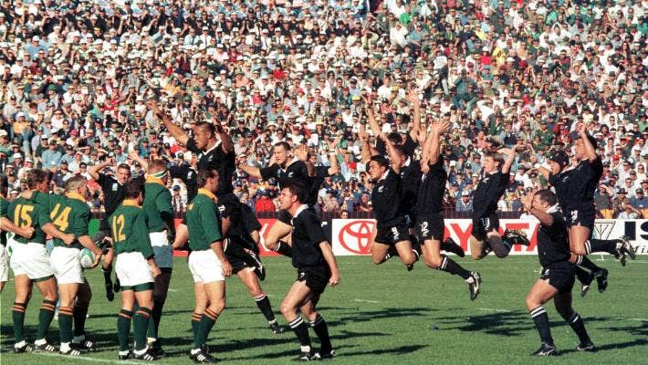 South Africa S 1995 Rwc Final Win The Right Result Ex All Black Mike Brewer Stuff Co Nz