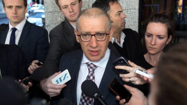 """New Zealanders can be confident that people like Swney will be caught,"" said IRD tax counsel Graham Tubb outside the court."