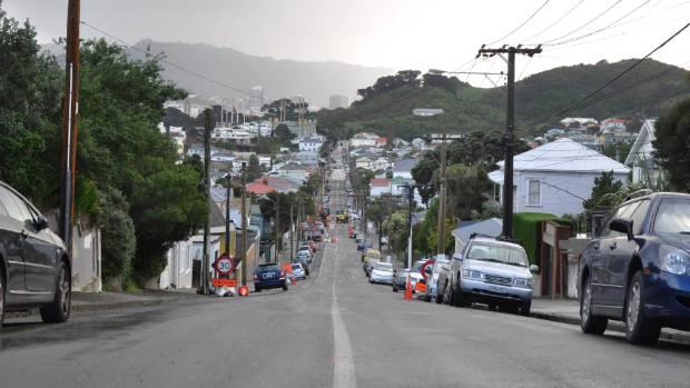 Z Newtown Wellington From Wellington Hospit...