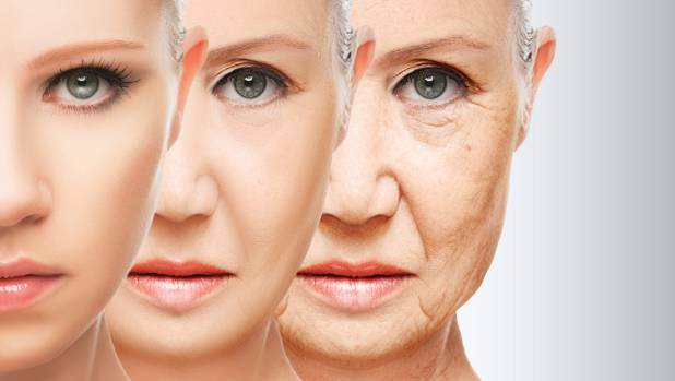 If we believe it's a crime to age, then we'll continue to think dieting, plastic surgery and chemical face peels are a ...