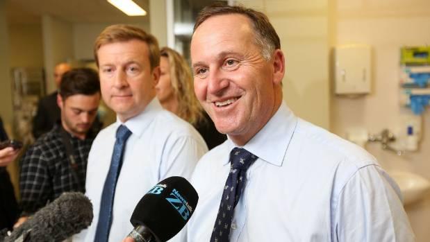 Prime Minister John Key, and Health Minister Jonathan Coleman, alongside finance minister Bill English, will reveal the ...
