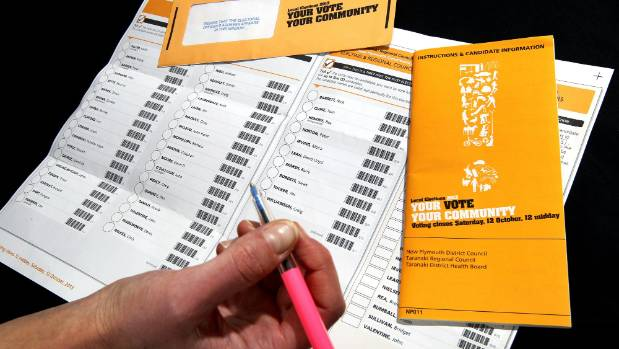 Postal voting looks set to stay for this year's council elections.