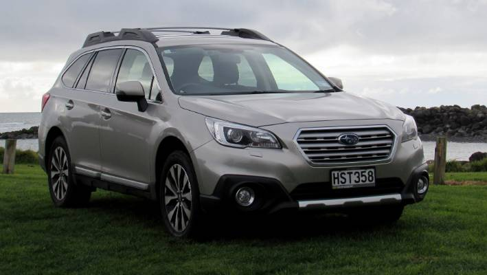 This Subaru Outback has six of the best | Stuff co nz