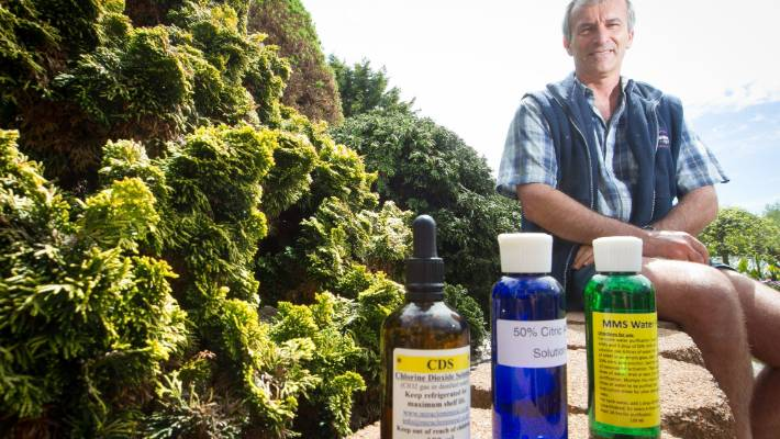 Miracle Mineral Solution 'cure' is dangerous - health authorities