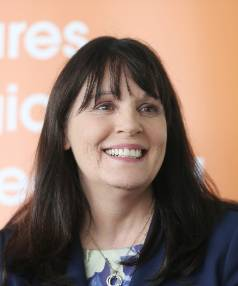 Hamilton Mayor Julie Hardaker