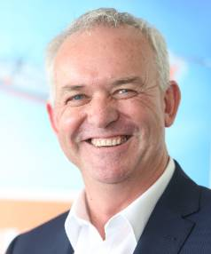 Grant Kerr, head of Jetstar New Zealand.