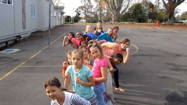 Woodstock Primary School win Dance 4 Asthma competition with their video.
