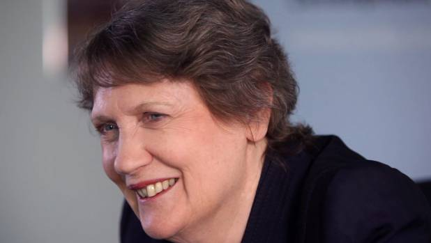 "Helen Clark: ""Being literate is one of the most basic and important skills we can have... Being able to read is a ..."
