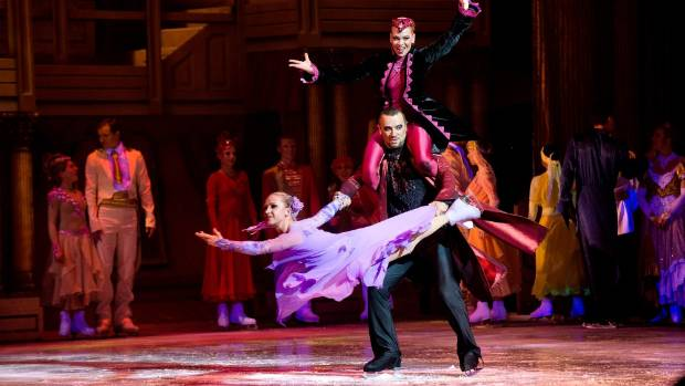 Sleeping Beauty on Ice gives a terrific modern take on the traditional fairytale with outstanding performances.