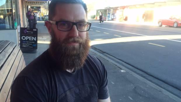 Mark Leggett, of Dunedin.