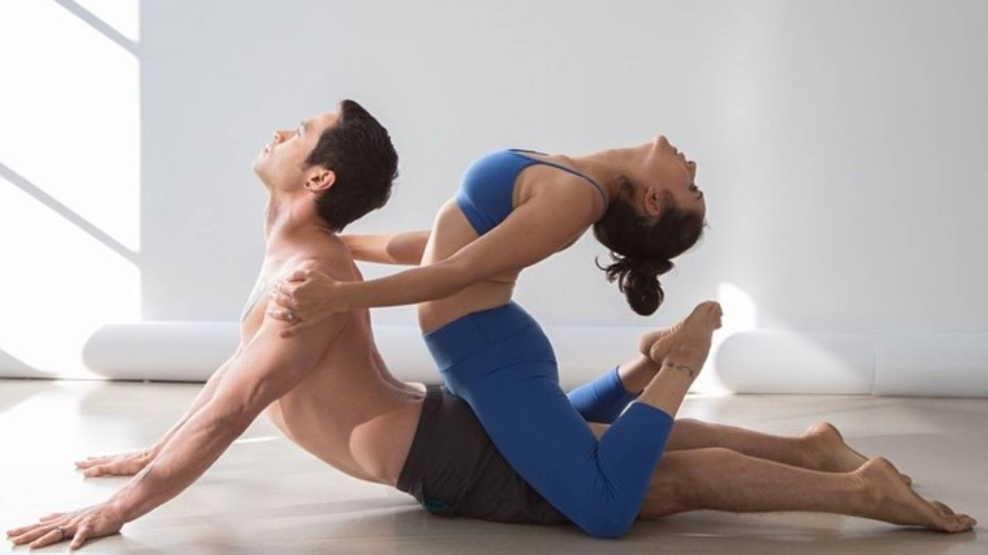 Is couple's yoga ruining your Instagram and Facebook feed?
