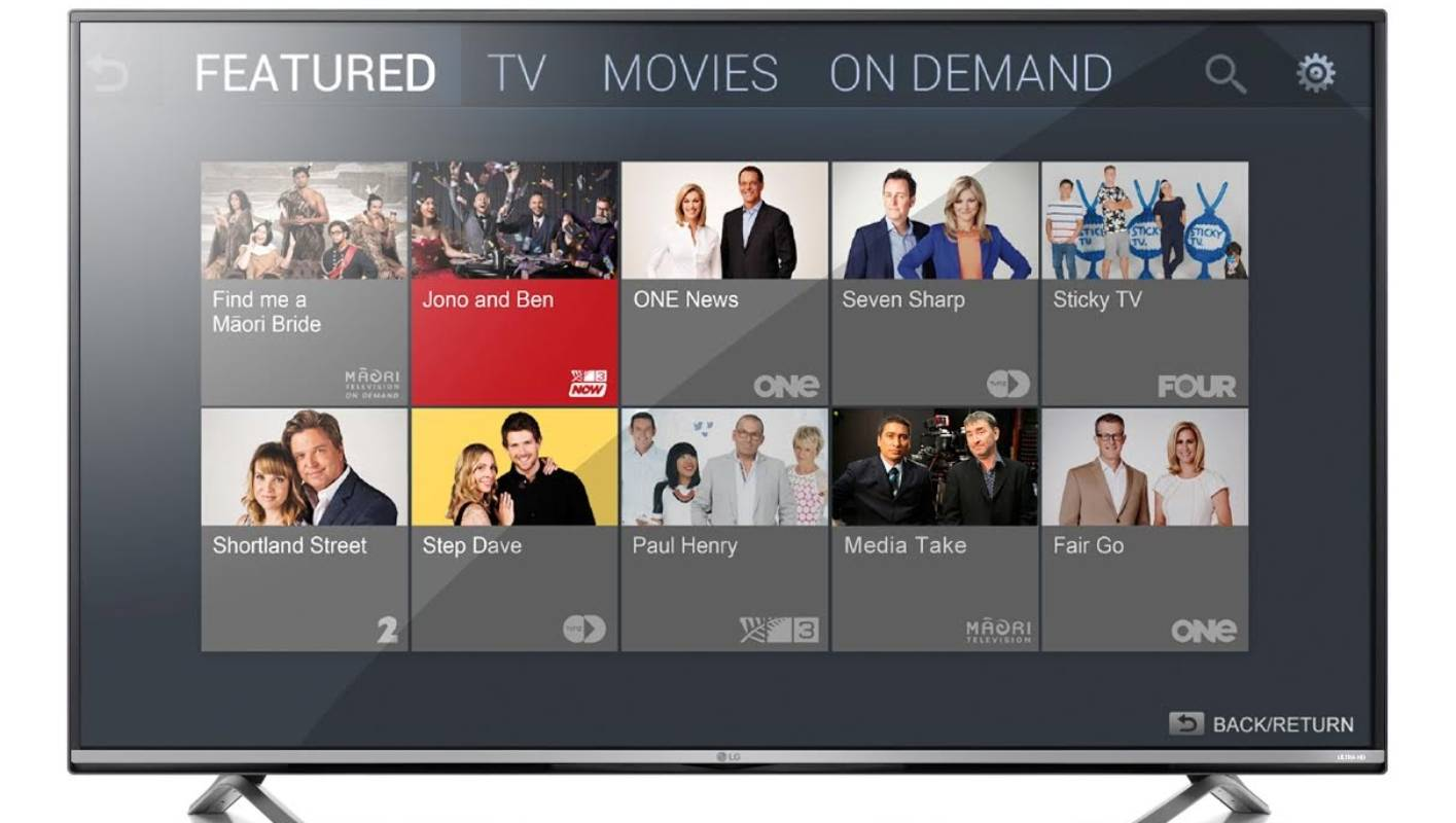 Freeview launches new online TV streaming service | Stuff co nz