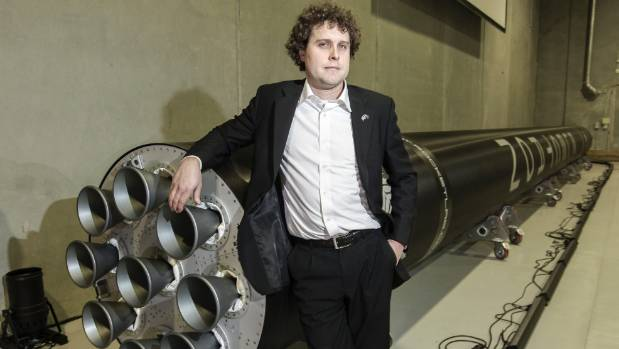 Rocket Lab chief executive Peter Beck hopes his firm will revolutionise the global space industry with the creation of a ...