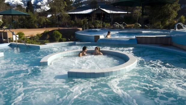 Conservation award for hanmer springs thermal pools Alice springs swimming pool opening hours