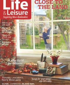 The July/August issue of NZ Life & Leisure is on sale now.