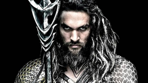 Jason Mamoa will play Aquaman in Justice League, before getting his own solo-film series, set to begin in 2018.