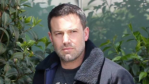 """""""There's always been something shifty and disreputable about Affleck."""""""