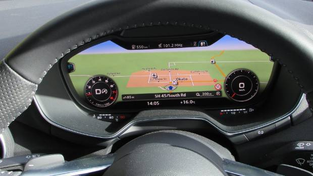 New Age Audi Tt S Special Digital Dash Stuff Co Nz