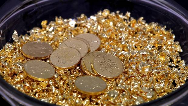 43kg of gold was found in Switzerland's sewers last year.
