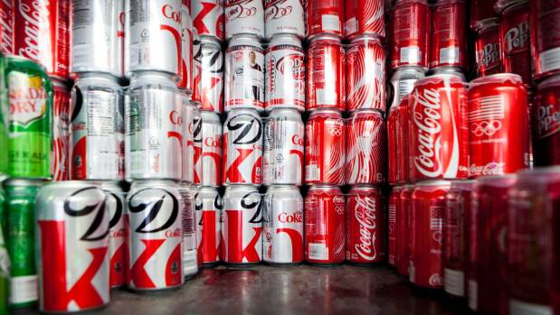 "A tax on sugary drinks would make ""a strong statement that New Zealanders...value child health over corporate profts"", ..."