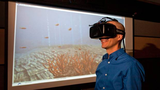 Stanford's amazing virtual reality headset made my head hurt ...