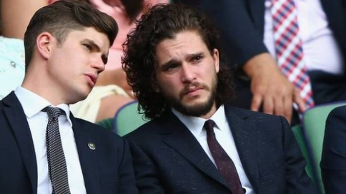 Kit Haringtons Hair Gets Game Of Thrones Fans Buzzing Spoiler