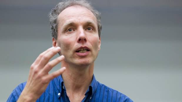 Dirty Politics author Nicky Hager.