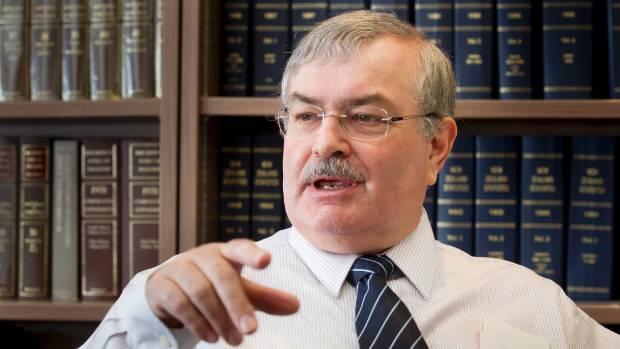 Tony Ellis has been Phillip John Smith's lawyer since 2002.