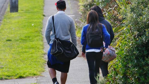 A quarter of Porirua's children live in overcrowded homes, and they are twice as likely to switch schools two or more ...