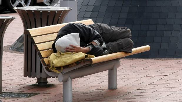 The number of homeless children in Auckland is increasingly concerning, the Salvation Army says
