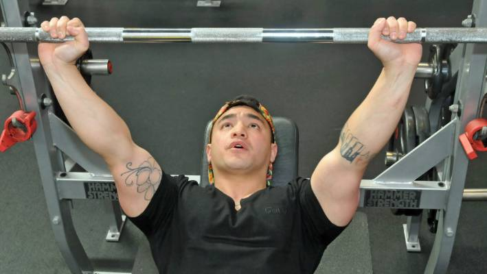 From Rugby Backline To Medal For Tukua At Powerlifting World