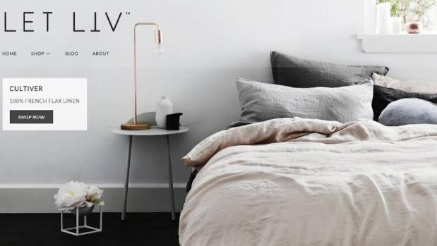 Let Liv Is A Kiwi Site With Cool Scandi Look