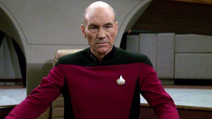 Star Trek Picard Series Coming To Amazon In UK