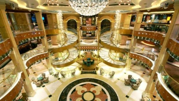 Princess Cruises was once squarely in the premiuim category but faltered briefly before recently regaining its status.