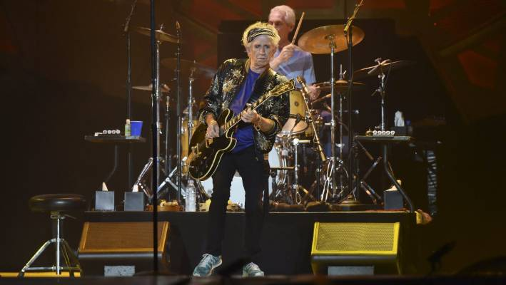 Keith Richards announces first solo album in more than 20