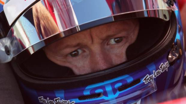 New Zealand driver Scott Dixon is right in the mix of the IndyCar championship.