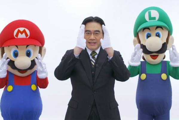 The gaming world is mourning the death of Nintendo president Satoru Iwata.