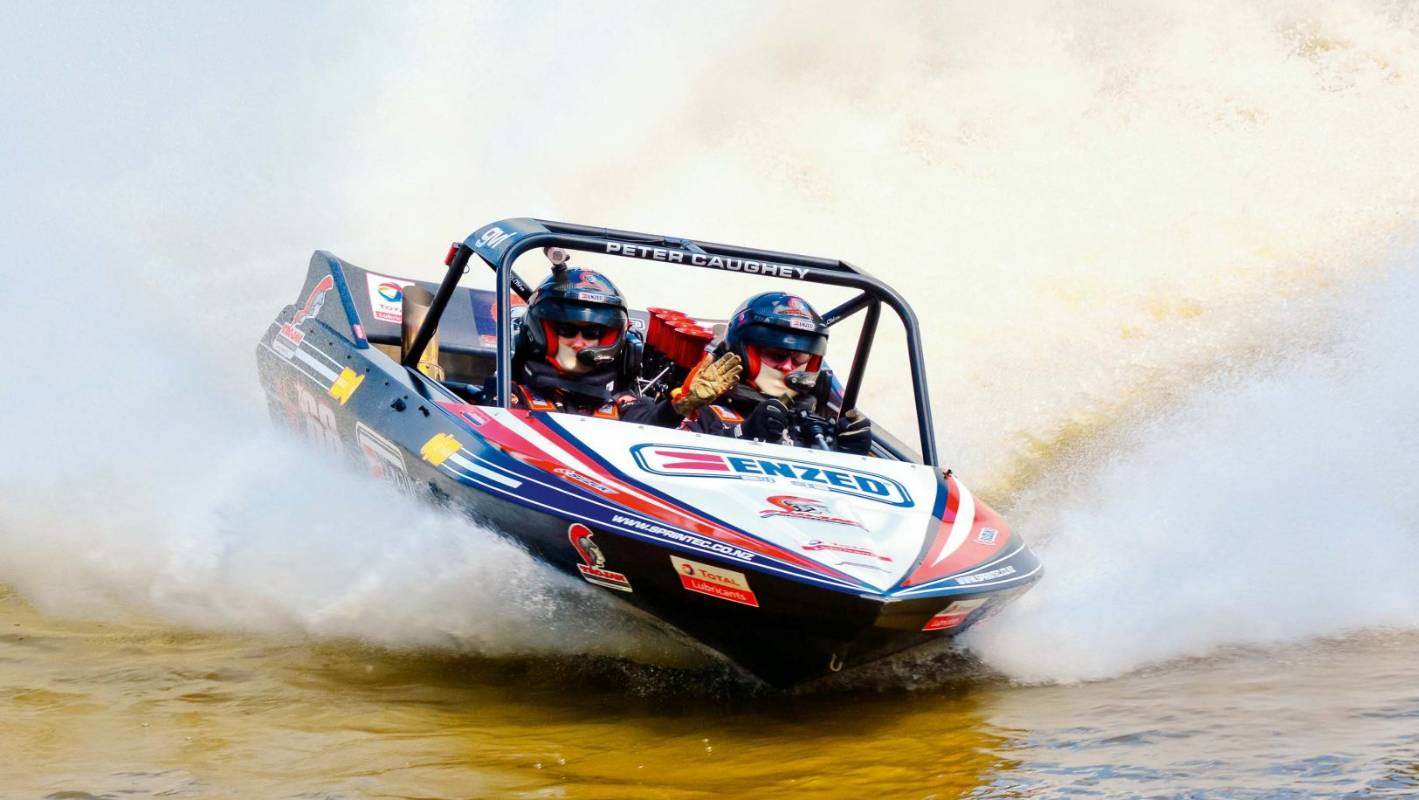 Inside The World Of Jetsprint Superboat Racing To Boat Builders And Recreational Boats Typical Wiring Diagram