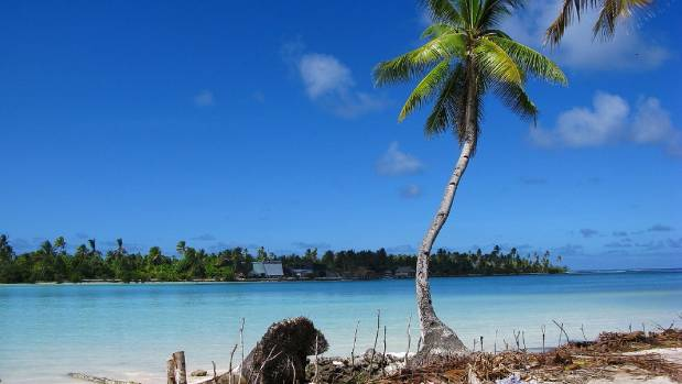 Bonriki, in the Republic of Kiribati, is likely to disappear completely due to rising seas resulting from climate ...