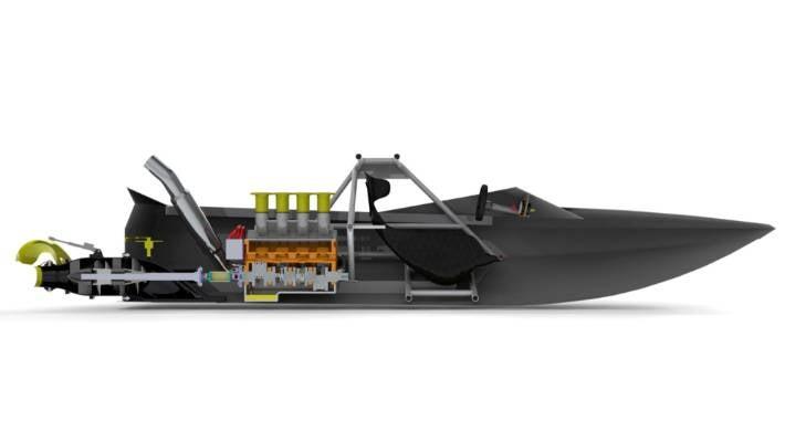 Inside the world of jetsprint SuperBoat racing | Stuff co nz