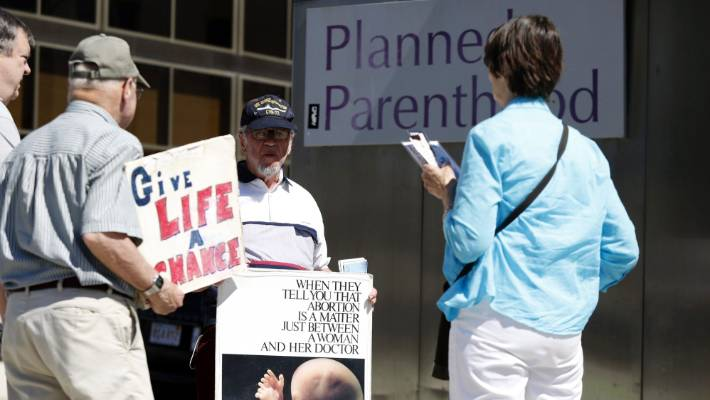 Undercover video shows Planned Parenthood official discussing fetal
