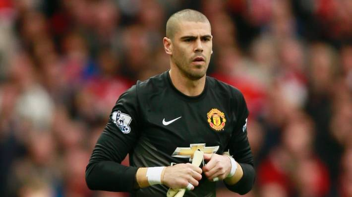 dc0ab94fc Spanish goalkeeper Victor Valdes has failed to nail down a regular  first-team spot at