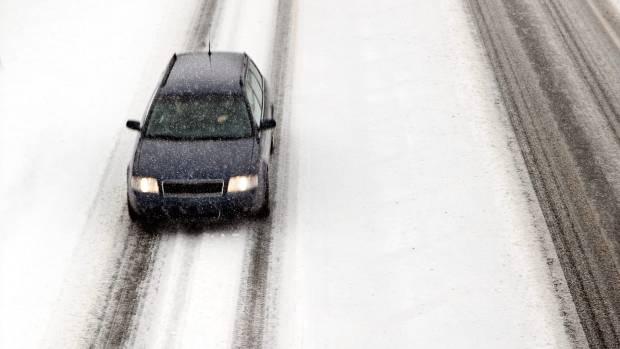A US motorist wanted warm feet when he got into his car. He got a $179 fine instead.